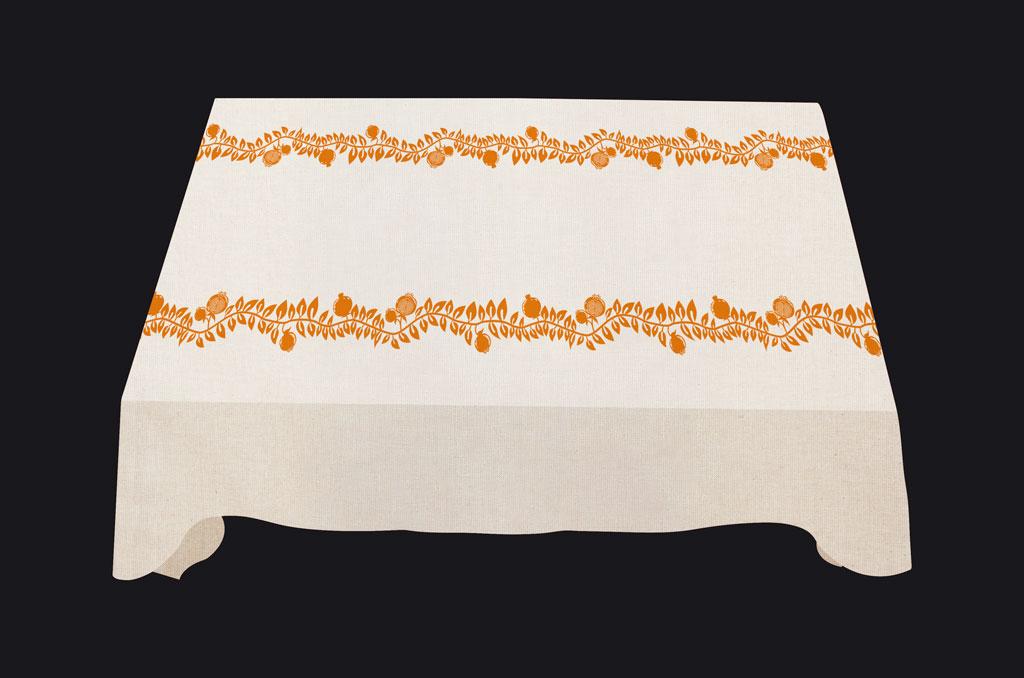 Tovaglie personalizzate con stampe romagnole.