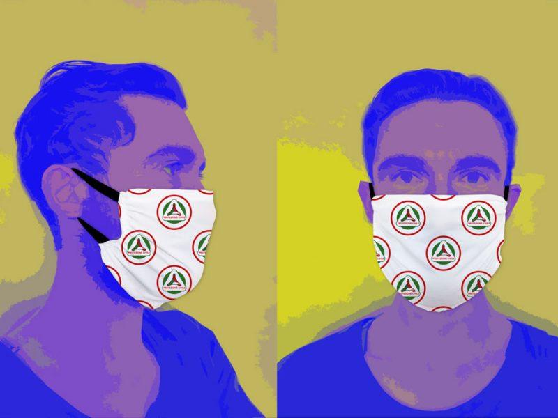 Produzione mascherine stampate con il tuo logo.